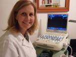 La dott.ssa Dominique Van Doorne (Endocrinologa-Segretaria Com. Scientifico ATTA Lazio)