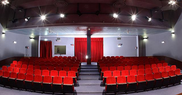 teatro Quarticciolo foto sala