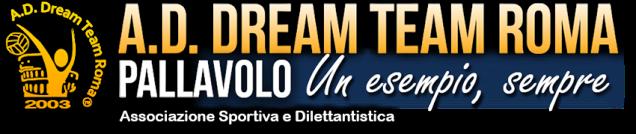 Dreamteamroma Volley LOGO