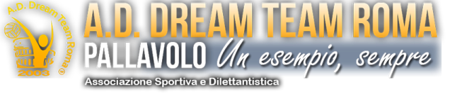Dreamteamroma Volley LOGO