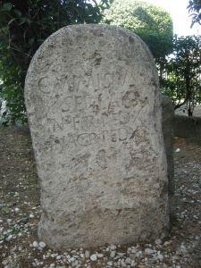 torremaura-iscrizione-paleografia-casilina-roma-romana-archeologia-mimisius
