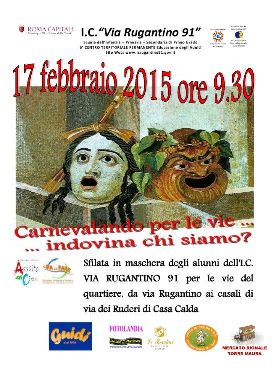 Rugantino_locandina_carnevale 2015