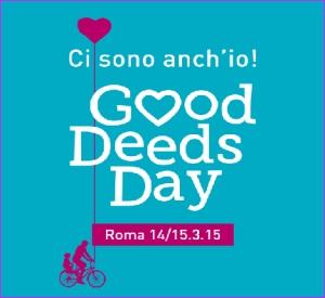 Microsoft Word - Good Deeds Day con La VIA del FARE e scuola Coc