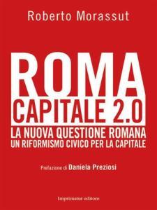 Copertina libro Roma 2.0 (Morassut)