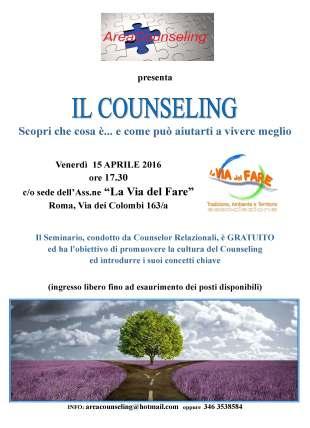 COUNCELING Introduzione (15 apr 16)_locandina